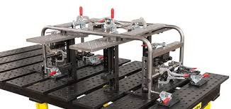 Buildpro Welding Table by Build Pro Fixture Tables Welding Tables