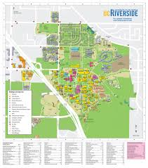 Uc Map Ucr Study Abroad Ucr Education Abroad Building And Parking Map