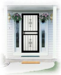 storm door with screen and glass a charming design and bright designing idea for full glass storm