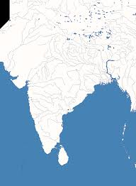 India River Map by Blank Map Directory India And The Idian Ocean Alternatehistory