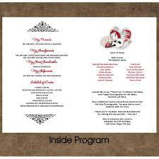 Sweet 16 Invitations Cards Sweet 15 Or Sweet 16 Program Programa Personalized Folded Card