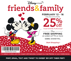 you don t want to miss the disney store friends family sale