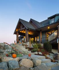 Mountain Home Exteriors Rustic Mountain Homes Exterior With Home Vancouver Siding And