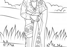 navajo coloring pages