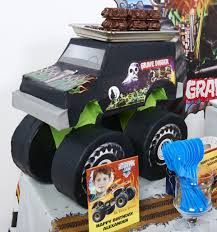 monster truck jam party supplies monster jam party birthdayexpress com