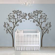 popular graphic wall murals buy cheap graphic wall murals lots c059 vinyl nursery tree sticker tree canopy portal wall decal tree wall graphic wall mural home