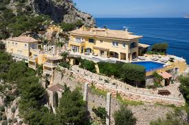 mediterranean mansion europe house of the day seafront mediterranean mansion in