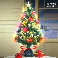 live table top tree extravagant tabletop trees with lights