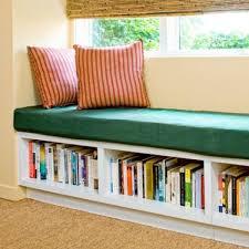 Window Seat Bookshelves Homemade Window Cleaner 40 Diy Window Storage Seats And