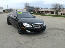 mercedes s class 2007 for sale mercedes used cars luxury cars for sale francis airport