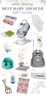 top baby shower gifts top 15 baby shower gifts to give this year mint arrow