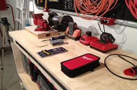 Workman Tool Bench How To Build A Heavy Duty Workbench One Project Closer