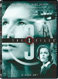 Seeking Season 3 Dvd The X Files Season 3 David Duchovny Gillian