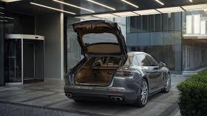 porsche sports car 2017 golden steering wheel porsche panamera turbo sport turismo is