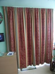 thermal lined curtains business for curtains decoration