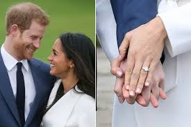 diana wedding ring harry designed meghan markle s engagement ring himself with