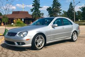 2004 mercedes c55 amg no reserve 2005 mercedes c55 amg for sale on bat auctions