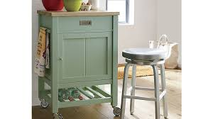 crate and barrel kitchen island spin swivel backless counter stool crate and barrel