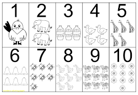 numbers coloring pages kindergarten numbers coloring pages kindergarten archives wkwedding co