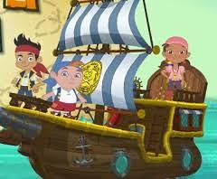 jake pirates bucky sea hunt jake neverland pirates