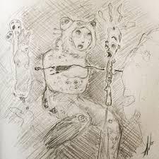 woman pluto augiewan