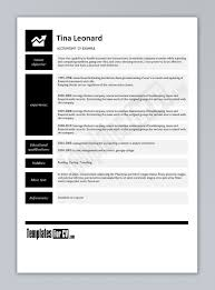 Good Resume Format For Experienced Accountant Free Resume Templates Top Formats In The Best Format Student