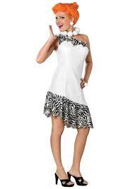 Sized Halloween Costume Size Wilma Flintstone Halloween Costume