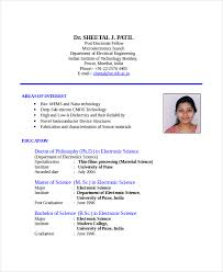 Ece Sample Resume by 7 Engineering Resume Template Free Word Pdf Document Downloads