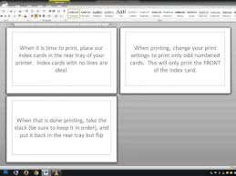printable index cards maker free estimate template word and printable note cards maker asafonec