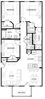 1 Bedroom Savannah Gardens Apartments