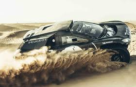 peugeot dakar new peugeot dakar racer is an absolute monster only motors