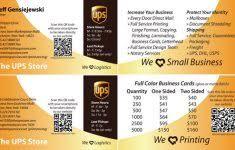 Merrill Business Cards Ups Business Cards Fragmat Info