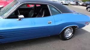 Dodge Challenger 1973 - 1973 dodge challenger rallye for sale b5 blue 340 4 barrel low