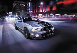 Silver Mustang With Black Stripes Ford Mustang 2014 Fifth Generation S 179 Ii Facelift Usa