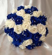 wedding flowers blue awesome royal blue flowers for weddings gallery styles ideas