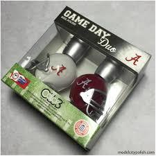ncaa nail polish and kits by color club model city polish