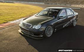 Modified A Class Mercedes A Volvo Powered Time Attacking C Class Mercedes Benz Speedhunters