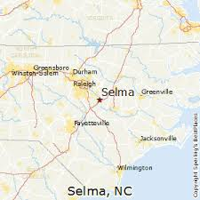 selma map best places to live in selma carolina