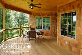 house plans with covered porches nantahala cottage rustic mountain house plan