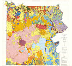 parks map wildly colorful geologic maps of national parks and how to read