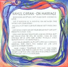 wedding quotes kahlil gibran heartful online on marriage kahlil gibran quote 8x8