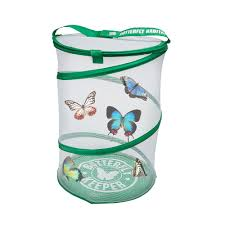 backyard safari butterfly habitat poof slinky toys