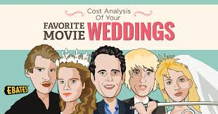 how much would your favorite movie weddings cost ebates com