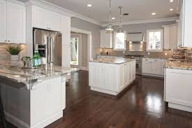 Engineered Hardwood In Kitchen Traditional Kitchen With Kitchen Island Undermount Sink Zillow