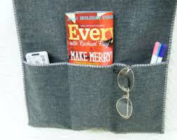 Armchair Remote Caddy Remote Holder Etsy