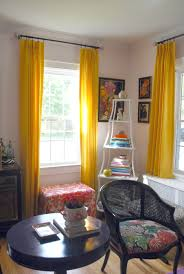 Pale Yellow Curtains by Curtains Yellow Room Decorate The House With Beautiful Curtains