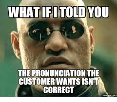 Meme Meaning And Pronunciation - the pronunciation the pronunciate meme on me me