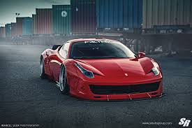 ferrari 458 liberty walk liberty walk ferrari 458 italia on pur wheels might not be
