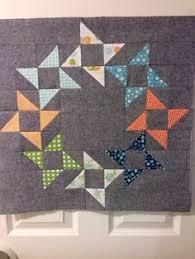 quilt pattern round and round instagram post by linda fieldhouse sunflowergirlsquilt rounding
