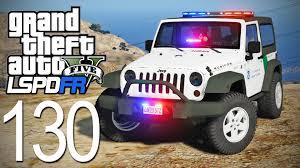 police jeep wrangler gta 5 lspdfr episode 130 2012 jeep wrangler youtube